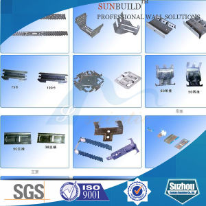 Insulation Stud with Gypsum Board Installtion pictures & photos
