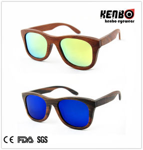 Hot Sale Fashion Unisex Wooden Sunglasses (Optical frame) CE FDA Kw020 pictures & photos