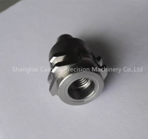 Precision Customized Thread Joint Stainless Steel CNC Machine Part pictures & photos