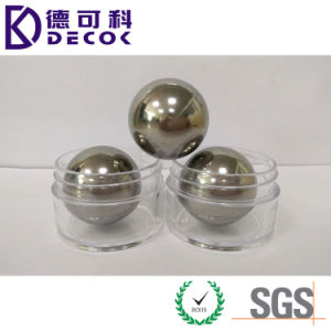 Small Steel Ball 3.96mm 4.7625mm 6.35mm 12.7mm Solid Steel Ball pictures & photos