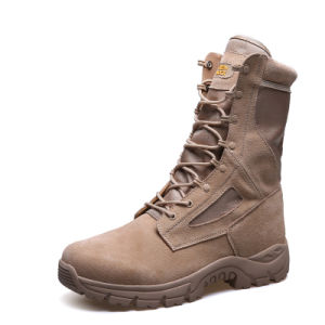 Hot Sell Military Desert Boots Women Tactical Boots (31006)