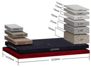 Engineered/Artificial/Quartz Stone Top Dining Tables Quartz Countertop/Table Top Vanity Top pictures & photos