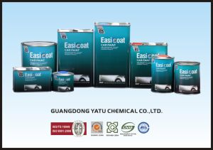 Paints for Cars Brand in Middle East-Easicoat 5 1k Basecoat pictures & photos
