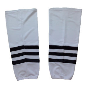 High Quality Custom Full Sublimation Design Team Ice Hockey Socks pictures & photos