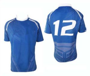 Custom Rugby Jersey/ Cheap Blank Wholesale Rugby Shirts pictures & photos