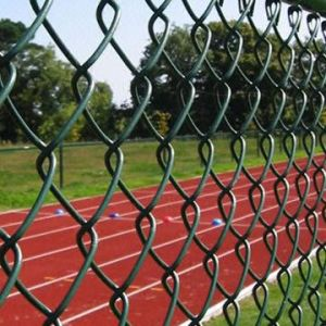 Sports Ground Chain Link Fencing Mesh pictures & photos