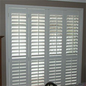Inside Window Shutters with Tilt Bar pictures & photos
