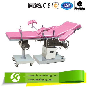 Hydraulic Obstetric Delivery Table with Professional Service pictures & photos