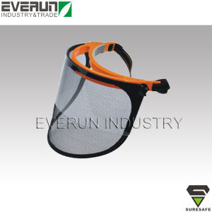 ER9411M CE EN1731 Face Protection Economic Mesh Face Shield For Brush Cutters pictures & photos