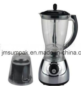 2 in 1 Commercial Blender with Chopper Home Appliance pictures & photos