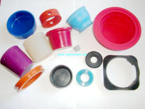 Customized Molding Silicone Rubber Products pictures & photos