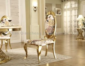 Modern Dining Room Furniture Oval Back Dining Chair pictures & photos