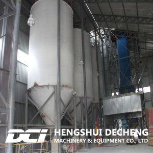 Natural Gypsum Powder Production Line ISO9001: 2008 pictures & photos