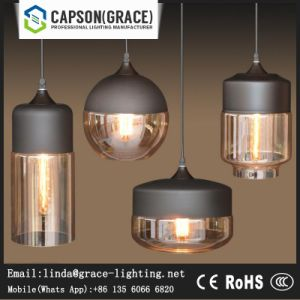 New Design Product Glass Pendant Lamp Gd-5018-1abcde pictures & photos