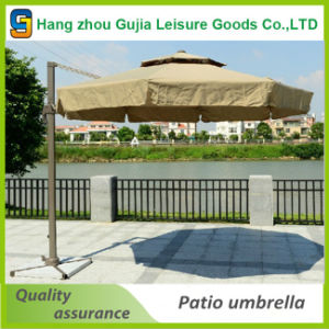 Promotional Outdoor Umbrella Patio Umbrellas for Hotel / Swimming Pool / Villa
