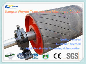 Dtii Rubber Coated Driving Drum, Pulley, Carrying Roller Belt pictures & photos