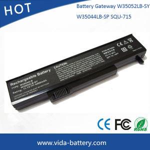 Laptop Battery/18650 Battery for Gateway W35052lb-Sy W35044lb-Sp Squ-715 pictures & photos