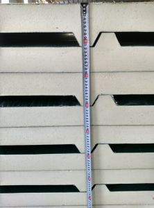 Economical Hot Sale Reused Eneergy-Saving PU Sandwich Panel for Building Materials pictures & photos