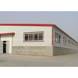 Heat&Sound Insulation Prefabricated Warehouse House pictures & photos