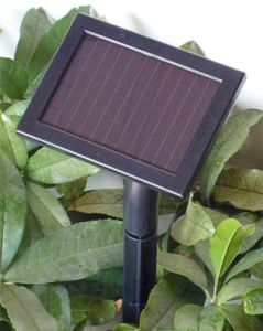 Glass PV Solar Panels with Battery and Controller Amorphous 13*9.6 pictures & photos