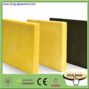 Non Combustible Glass Wool Insulation pictures & photos