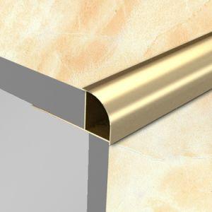 Flexible Haoshi PVC Tile Edge Trim (HSP-01) pictures & photos