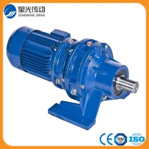Double-Stage Cycloidal Pin Wheel Gear Reducer pictures & photos