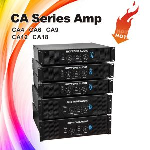 Ca18 High Power Audio Amplifier pictures & photos