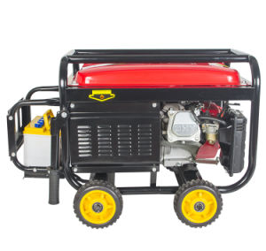 Genour Power Zh2500 168f 2kw/kVA High Quality Generator Recoil Starter pictures & photos