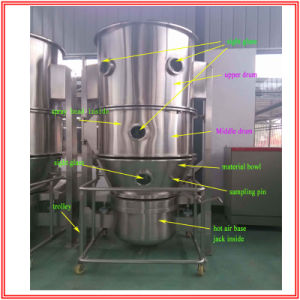 Fluid Bed Dryer for Powder Granulating and Drying pictures & photos