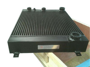 Industrial Compressor Oil Coolers 54753918 Air Compressor Industrial Air Cooler pictures & photos