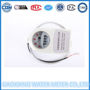 Wired Remote Reading Water Meter with Motor Valve pictures & photos