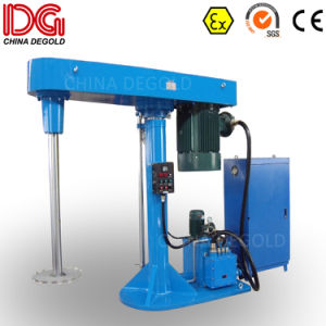 High Speed Disperser for Paint Pre-Mixing-5.5kw pictures & photos