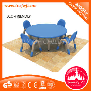 Ce Certificated Plastic Furniture Set Plastic Chair and Table pictures & photos