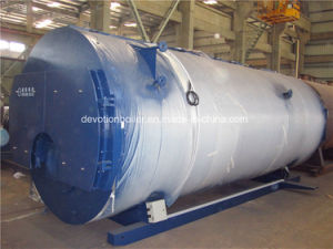 Fuel Gas/Diesel/Heavy Oil 350bhp Steam Boiler pictures & photos