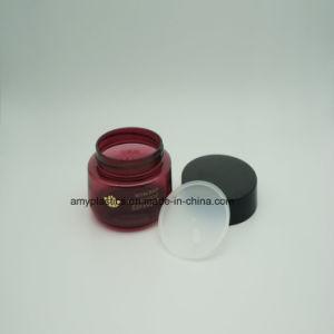 Elegant 100g Plastic Cosmetic Packaging Mask Jar pictures & photos