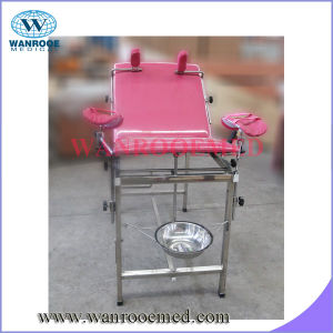 a-2004A Adjustable Electric Delivery Bed Childbirth Gynaecology Table Obstetric Table pictures & photos