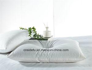 Hollow Neck Protector Cheap Cotton Custom Pillow pictures & photos