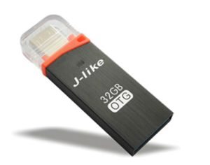 Android OTG USB Flash Drive (OM-P407) pictures & photos