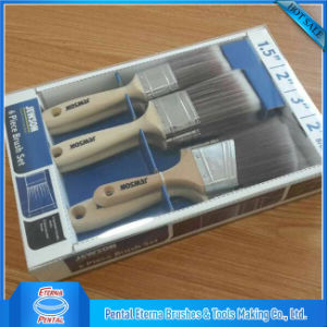 Paint Brush 6pk with Gray Bristle pictures & photos