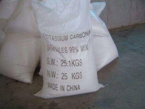 Technical Grade 99%Min Potassium Carbonate pictures & photos