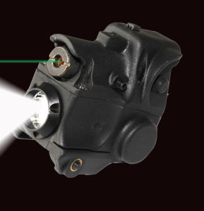 Super Compact Tactical Green Laser Sight and Strobe 80 Lumens CREE Q5 LED Light Combo (FDA certified) pictures & photos