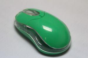 Cheap Fashion 3D Colorful Optical USB Mouse, Mini Size pictures & photos