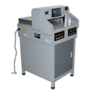 Byon-Professional Manufacturer Program-Control Paper Cutting Machine (BYON-4806R 18 Inch) pictures & photos