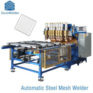 Full Automatic Mesh Welding Machine Customized Machine pictures & photos