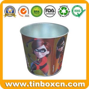 Tin Pail for Metal Trash Bin, Bucket/Barrel Tin pictures & photos