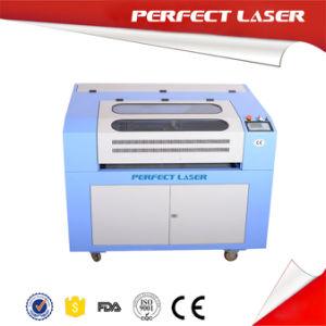 Pedk-6040 Wood /PVC Board 40W CO2 Laser Engraver Cutter Machine pictures & photos