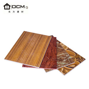 HPL Laminated MGO Interior Decorative Wall Board pictures & photos