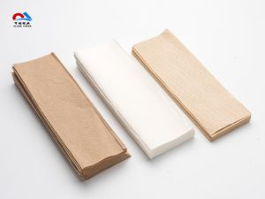 Single Fold Hand Paper Towel pictures & photos