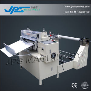 Jps-600b Automatic Roll Transverse Cutting Machine pictures & photos